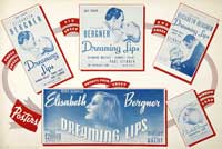 Dreaming Lips - 43 x 62 Movie Poster - Bus Shelter Style B