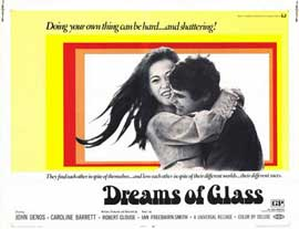 Dreams of Glass - 11 x 14 Movie Poster - Style A