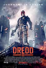 Dredd - 11 x 17 Movie Poster - Style A
