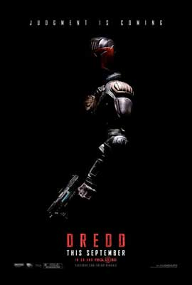 Dredd - 11 x 17 Movie Poster - Style B
