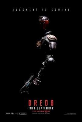 Dredd - 27 x 40 Movie Poster - Style B