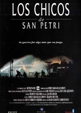 Drengene fra Sankt Petri - 11 x 17 Movie Poster - Spanish Style A