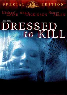 Dressed to Kill - 27 x 40 Movie Poster - Style B
