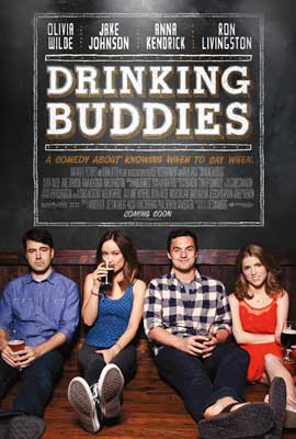 Drinking Buddies - 27 x 40 Movie Poster - Style A