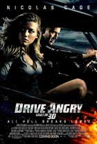 Drive Angry 3D - 27 x 40 Movie Poster - Style A