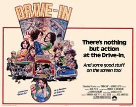 Drive-In - 11 x 14 Movie Poster - Style A