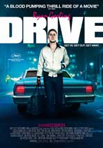 Drive - 11 x 17 Movie Poster - Swiss Style A