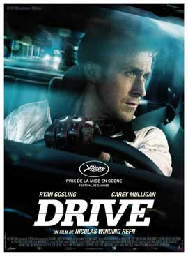 Drive - 11 x 17 Movie Poster - French Style B