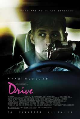Drive - 43 x 62 Movie Poster - Bus Shelter Style A