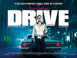 Drive - 30 x 40 Movie Poster UK - Style A