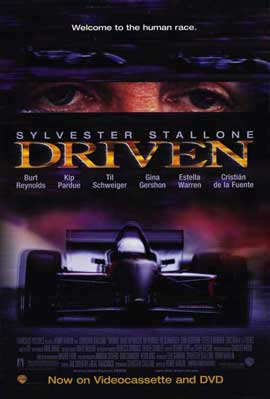 Driven - 11 x 17 Movie Poster - Style B