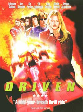 Driven - 11 x 17 Movie Poster - Style C