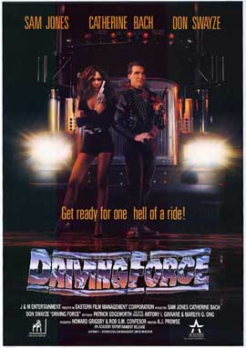 Driving Force - 27 x 40 Movie Poster - Style A