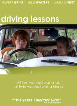 Driving Lessons - 11 x 17 Movie Poster - UK Style A