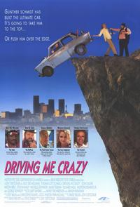 Driving Me Crazy - 11 x 17 Movie Poster - Style A