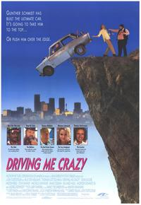 Driving Me Crazy - 27 x 40 Movie Poster - Style A