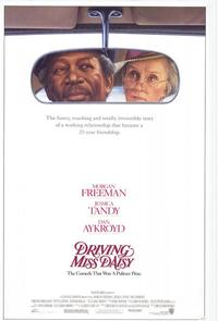 Driving Miss Daisy - 43 x 62 Movie Poster - Bus Shelter Style A