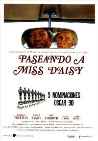 Driving Miss Daisy - 11 x 17 Movie Poster - Spanish Style A