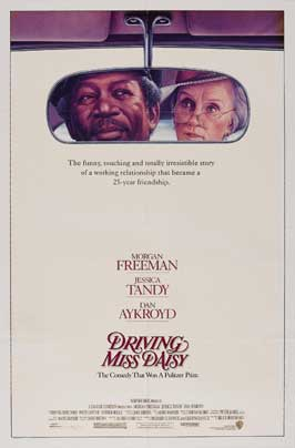Driving Miss Daisy - 11 x 17 Movie Poster - Style B