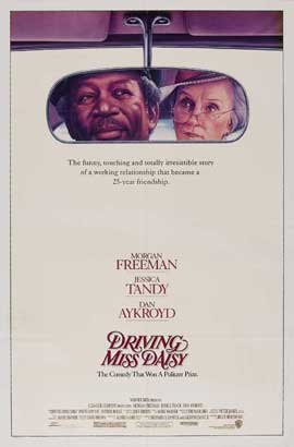 Driving Miss Daisy - 27 x 40 Movie Poster - Style B