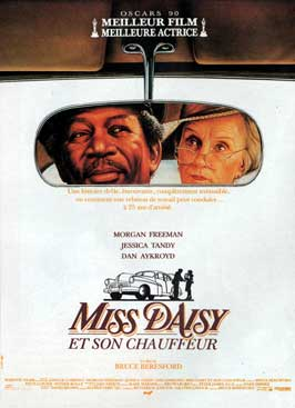 Driving Miss Daisy - 11 x 17 Movie Poster - French Style A
