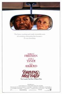 Driving Miss Daisy - 11 x 17 Movie Poster - Style A - Museum Wrapped Canvas