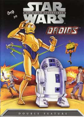 Droids - 11 x 17 Movie Poster - Style A