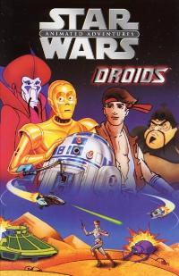 Droids - 11 x 17 Movie Poster - Style B