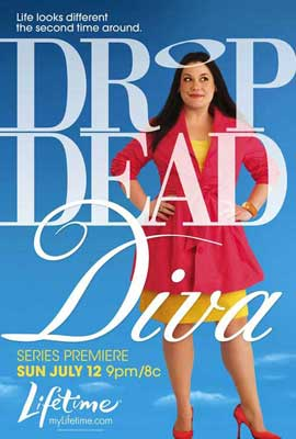 Drop Dead Diva (TV) - 11 x 17 TV Poster - Style A