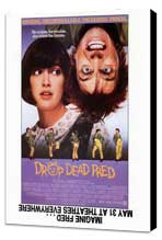 Drop Dead Fred - 27 x 40 Movie Poster - Style B - Museum Wrapped Canvas