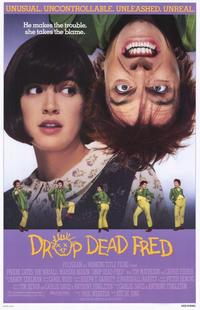 Drop Dead Fred - 11 x 17 Movie Poster - Style A - Museum Wrapped Canvas