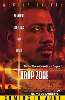 Drop Zone - 11 x 17 Movie Poster - Style A