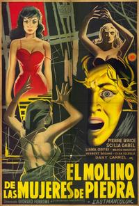 Drops of Blood - 27 x 40 Movie Poster - Spanish Style A