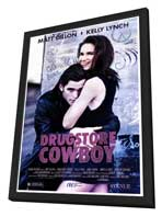 Drugstore Cowboy - 27 x 40 Movie Poster - Style A - in Deluxe Wood Frame