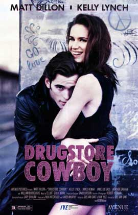 Drugstore Cowboy - 11 x 17 Movie Poster - Style A