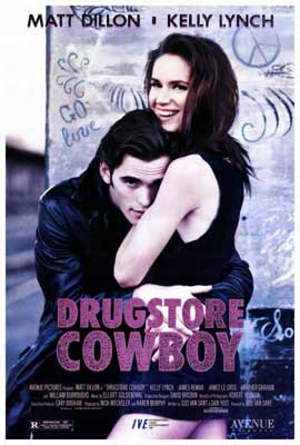 Drugstore Cowboy - 27 x 40 Movie Poster - Style A