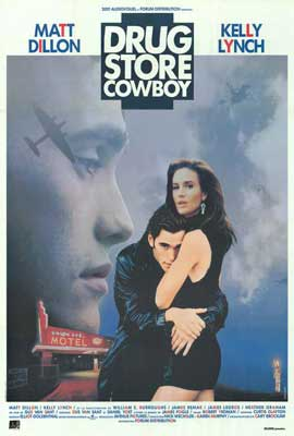 Drugstore Cowboy - 27 x 40 Movie Poster - Spanish Style A