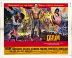 Drum - 11 x 14 Movie Poster - Style A