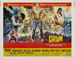 Drum - 27 x 40 Movie Poster - Style B