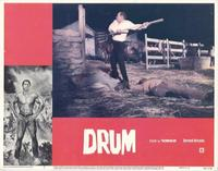 Drum - 11 x 14 Movie Poster - Style F