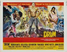 Drum - 11 x 17 Movie Poster - Style C