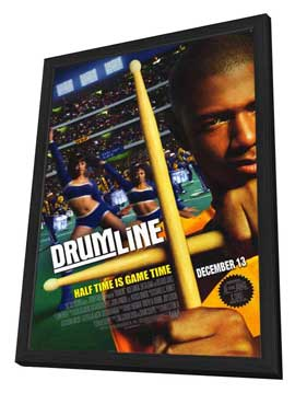Drumline - 27 x 40 Movie Poster - Style A - in Deluxe Wood Frame