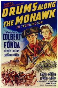 Drums Along the Mohawk - 11 x 17 Movie Poster - Style A