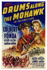 Drums Along the Mohawk - 27 x 40 Movie Poster - Style A
