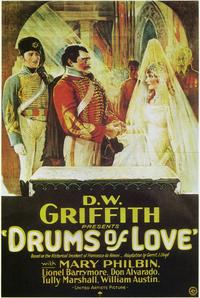 Drums of Love - 11 x 17 Movie Poster - Style A