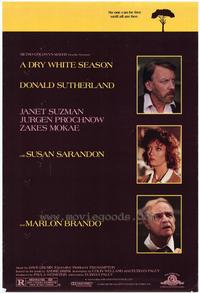 A Dry White Season - 11 x 17 Movie Poster - Style A