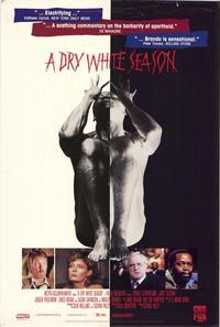 A Dry White Season - 11 x 17 Movie Poster - Style C
