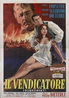 Dubrowsky - 27 x 40 Movie Poster - Italian Style A