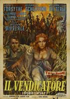 Dubrowsky - 11 x 17 Movie Poster - Italian Style B