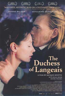 Duchess of Langeais - 27 x 40 Movie Poster - Style A